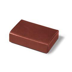 LGNDR Leather Case ETWEE Short  Chestnut